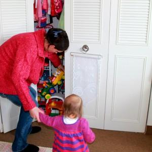 Kristin holding Sophia's hand, w toys 3.15 edited